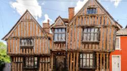 La maison où est né Harry Potter est à