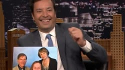 Jimmy Fallon se moque gentiment de Philippe