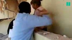 Le sauvetage héroïque de ces enfants prisonniers des ruines de leur école à