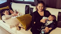 Chrissy Teigen Doesn't Care For Your Opinions About