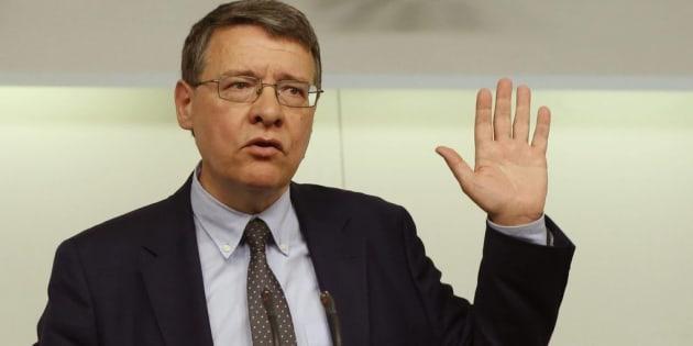 El exministro de Administraciones Públicas, Jordi Sevilla.