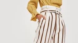 18 Flattering High-Waisted Trousers That Aren't Paper Bag Waist