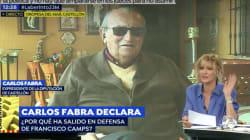 Carlos Fabra asegura que está