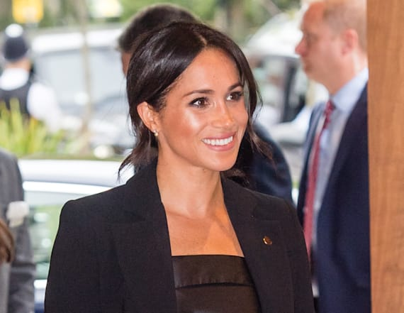 Meghan Markle *loves* this stylish slipper brand