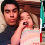 El conmovedor #10YearsChallenge sobre Emilia, bebé de la Guardería