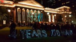Vigils Held Around Australia To Protest 4 Years Of Offshore