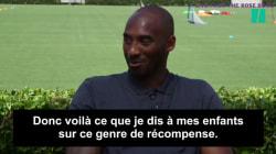 Le conseil de Kobe Bryant pour surpasser les