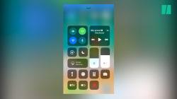 Cette fonctionnalité d'iOS permet de faire une capture Snapchat sans être