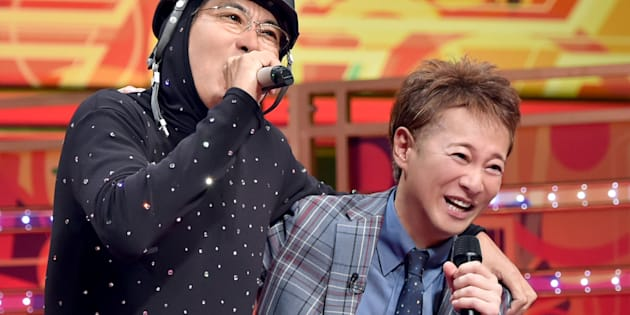 とんねるず石橋貴明がスペシャルゲストとして出演、 約10年ぶりに中居正広との『うたばん』コンビが復活。