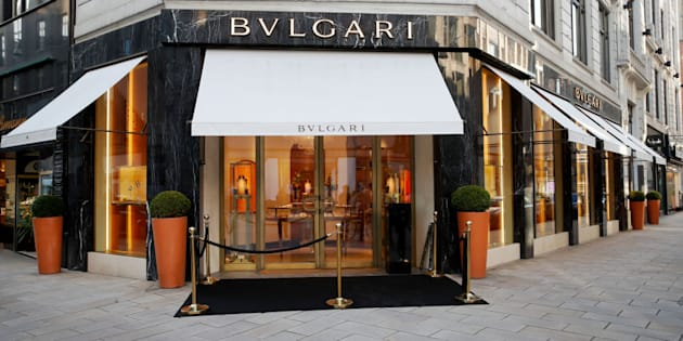 Tienda Bulgari