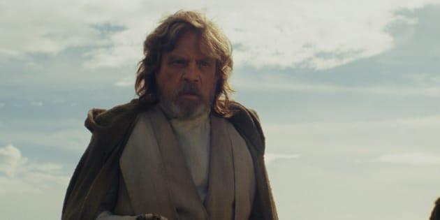 Mark Hamill n'a pas aimé son personnage dans Star Wars 8