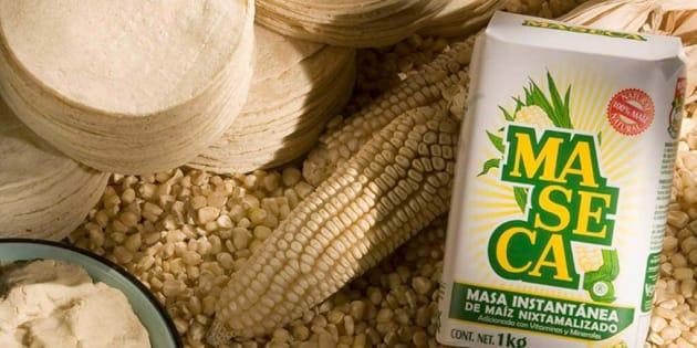 Descubren sustancia cancerígena en conocida harina de maíz