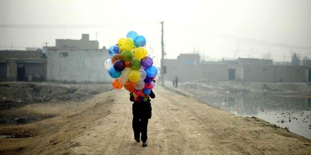 Les plus beaux clichés de Shah Marai, photographe de l'AFP tué dans un attentat à Kaboul