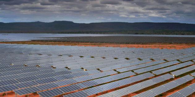 Pirapora, Brasil, la mayor planta de energía fotovoltaica de Latinoamérica
