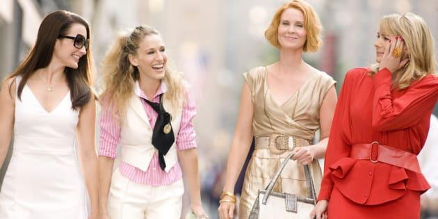 Si algo tienen en común las cuatro es que son unas románticas de la amistad.