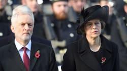 May y Corbyn viven en el mundo de