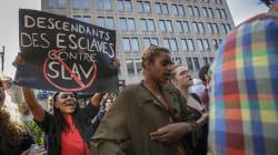 Des manifestants perturbent la première du nouveau spectacle de Robert