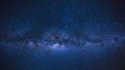 Lo nunca visto: una galaxia sin materia