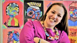 「世界一の教師」に選ばれたのは、35の言語を使うロンドン貧困地域の学校の美術教師だった