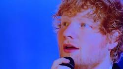 Ed Sheeran a fait pleurer tout le monde aux NRJ Music