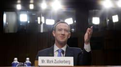 Zuckerberg da explicaciones al Parlamento