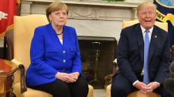 Merkel desmiente a Trump sobre el presunto aumento de criminalidad en