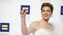 Ce discours d'Anne Hathaway sur le mythe de l'hétérosexualité a été