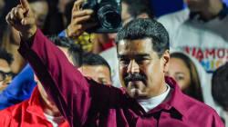 Maduro, reelegido con casi seis millones de votos y una abstención oficial del