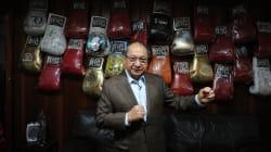 """Luto en el boxeo: Muere el fundador de la marca de guantes """"Cleto"""