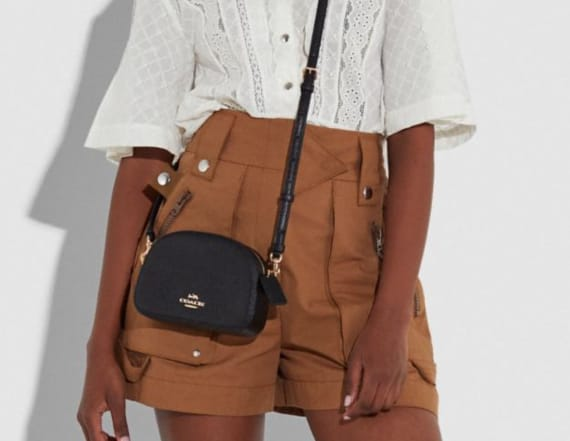Save up to 70% on chic handbags at the Coach Outlet