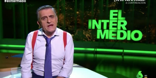 El Intermedio.