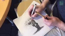 Comment dessiner Donald Trump à la manière d'un