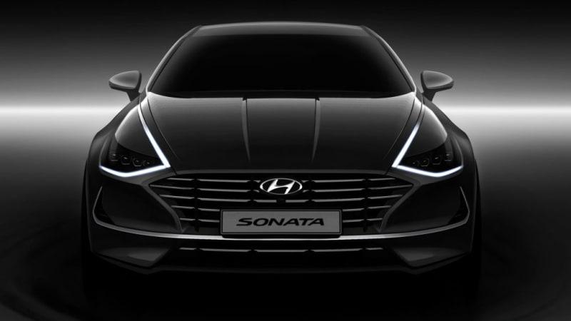 4b83c1cc0b846 2020 Hyundai Sonata tries to win back former design glory with bold ...