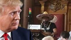 Ce maire britannique, fils de réfugiés somaliens, a banni Donald Trump de sa