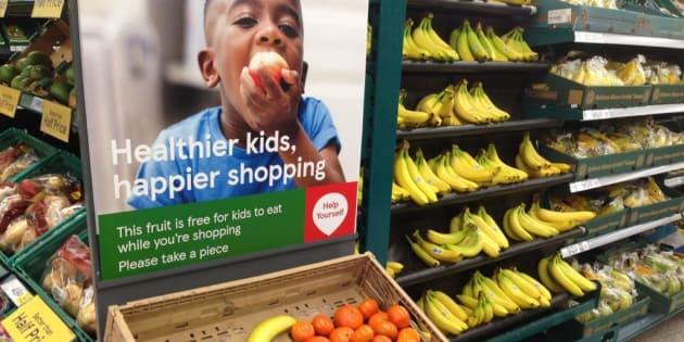 Cinq choses qui me font rire dans les supermarchés en Écosse.