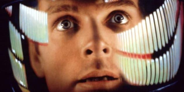 Le film «2001: L'Odyssée de l'espace» de Stanley Kubrik
