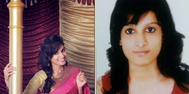 Missing Chennai model Gaanam Nair returns, said to be depressed