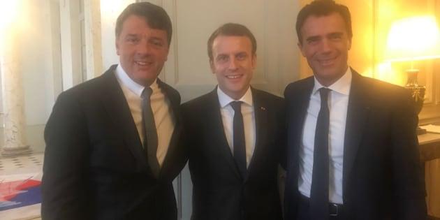 Matteo Renzi sente l'odore del nemico: