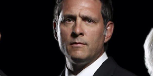 Du hockey à la politique : Enrico Ciccone candidat pour le PLQ