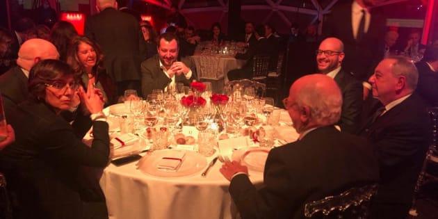 """Al tavolo con Salvini i magistrati """"anti Davigo"""". Gratteri s"""