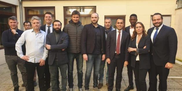 Elezioni, Di Battista e Di Maio in Abruzzo