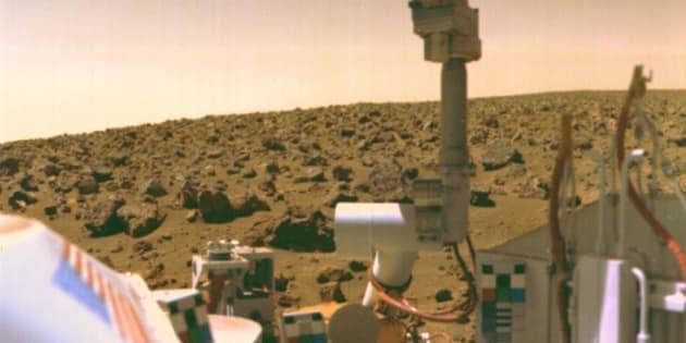 Voilà des décennies que l'on cherche une trace de vie sur Mars, mais nous pourrions l'avoir déjà trouvée.