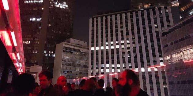 Tokyo é a nova balada em prédio histórico no centro de São Paulo.