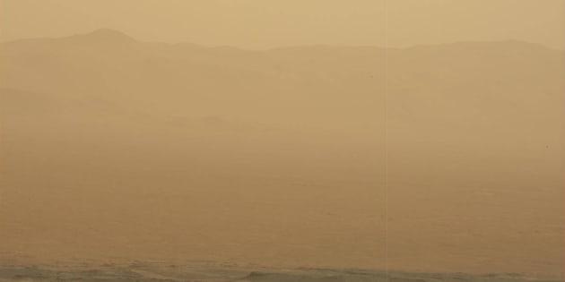 Une gigantesque tempête martienne bloque les communications avec un rover de la Nasa