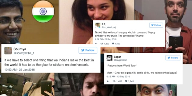 These Are The Funniest Tweets From Desi Twitter In - The 19 funniest things tweeted by women in 2016