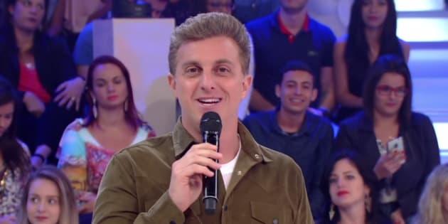 """Huck já declarou que """"quer e vai participar da renovação política no Brasil""""."""