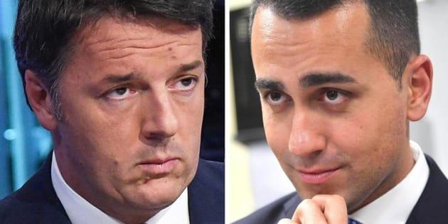 Elezioni, Renzi e Di Maio