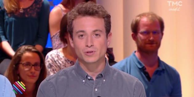 """""""Quotidien"""": Hugo Clément quitte l'émission de TMC plus tôt que prévu"""