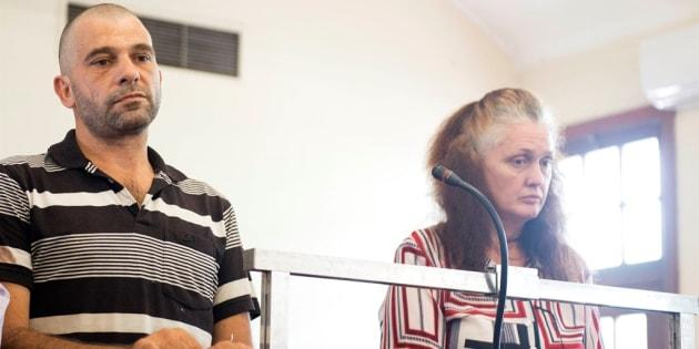 Kobus and Louisa Koekemoer.
