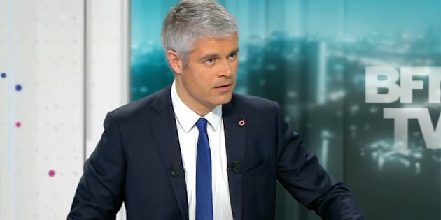 Sur le plateau de BFMTV, Laurent Wauquiez a lancé une riposte tournée vers sa base.